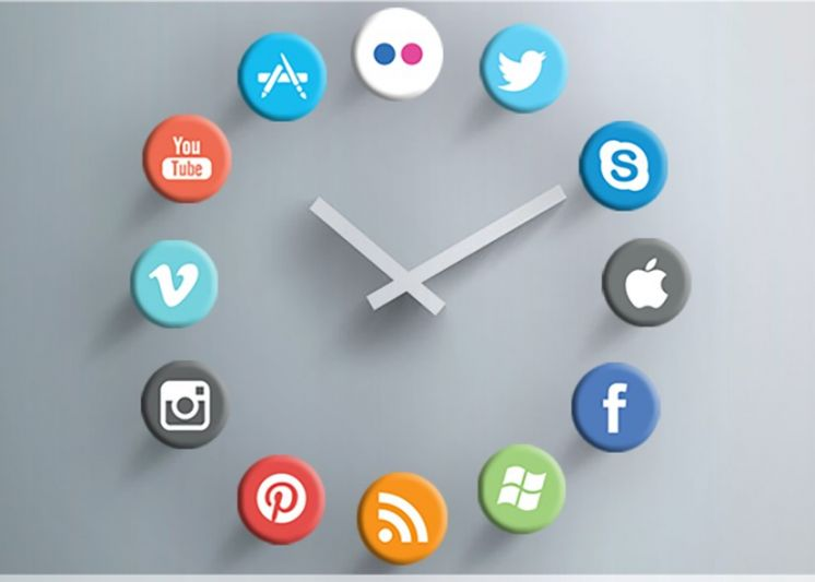 WHAT IS THE BEST TIME TO POST IN SOCIAL MEDIA?